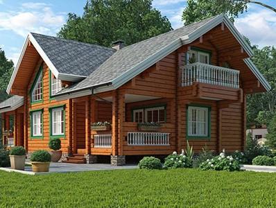Строительство домов и коттеджей под ключ - более 200 проектов от